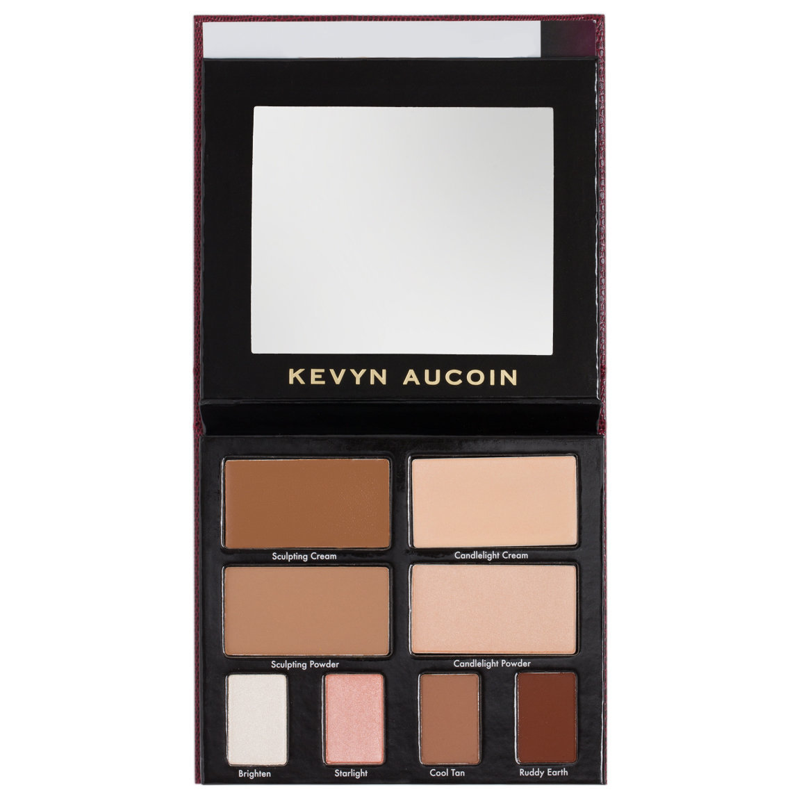 Kevyn Aucoin The Contour Book: The Art of Sculpting & Defining Vol. 2 product swatch.