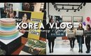 KOREA VLOG #5 + #6 🇰🇷 WINNER ANNOUNCEMENT & VISITING GANGNAM | MissElectraheart