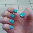 Spring Gel Manicure