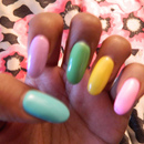 Candy Coated Spring!