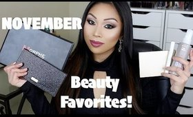 November 2015 Beauty Favorites | MakeupByLeina