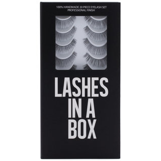 LASHES IN A BOX N°5