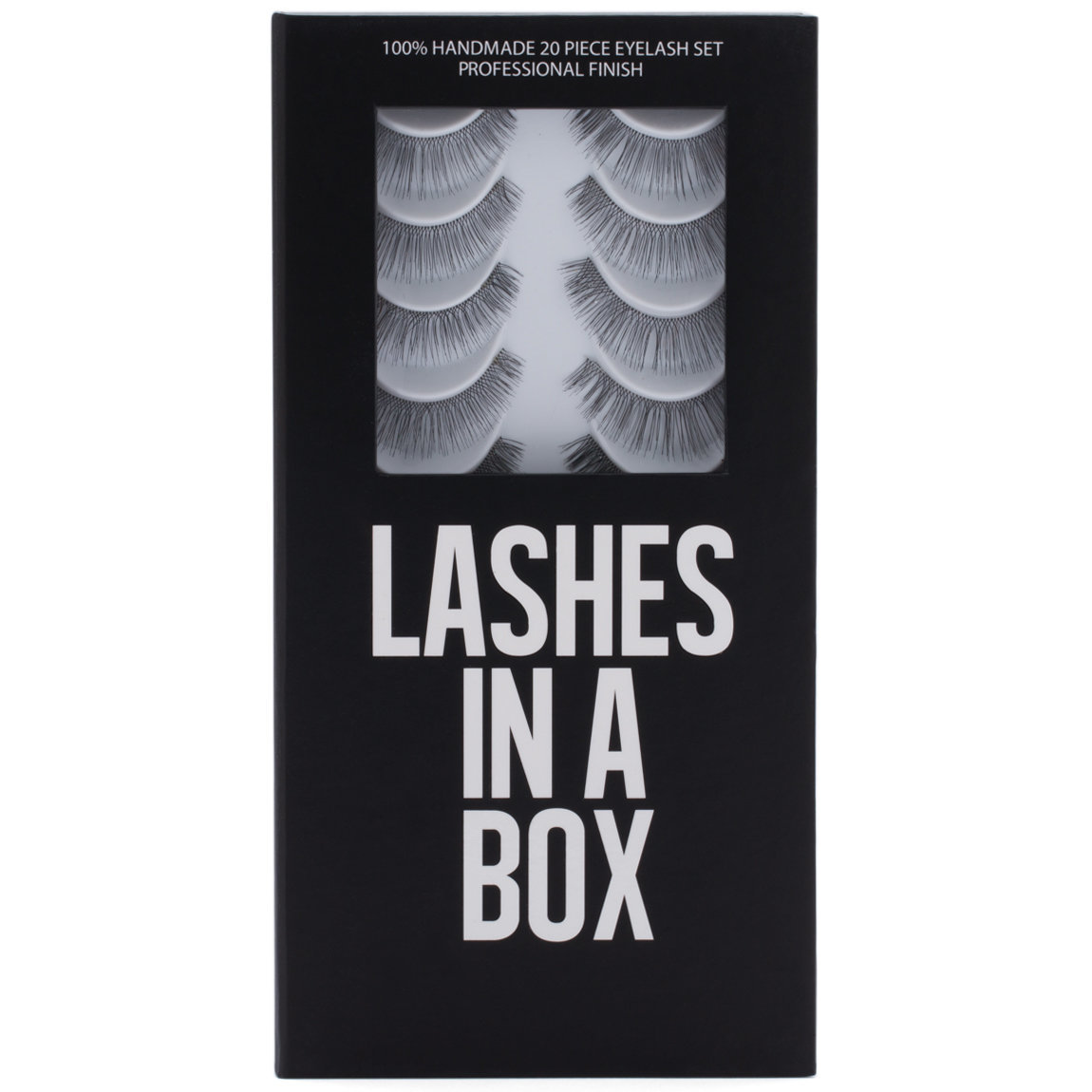 LASHES IN A BOX N°5 product swatch.