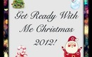 Get Ready With Me Christmas Day!!