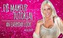Everyday Eye Makeup Tutorial | Tanya Feifel-Rhodes