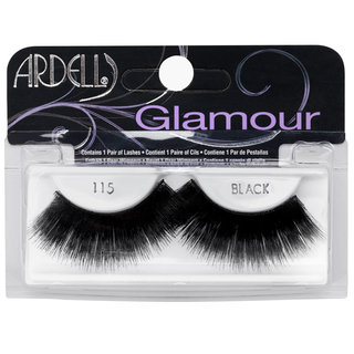 Glamour Lashes 115 Black
