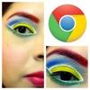 Google Chrome Makeup