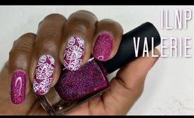 "ILNP Nail Polish ""Valerie"" Tutorial"