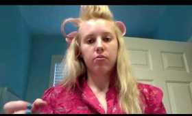 Lady Gaga Inspired Hair Style How To by Bryttannee Eaton Beauty