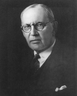 David H. McConnell, founder of Avon.