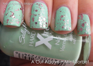 http://ladyluckbeauty.blogspot.com/2012/07/a-cut-above-mint-sorbet.html