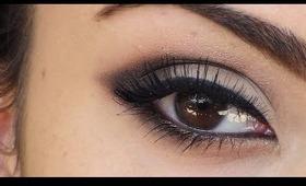 Fall Dramatic Eye Makeup