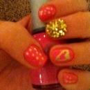 pink glitter hearts<3