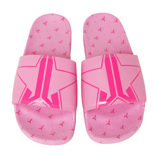 Pink Star Slides Men's 12 / Women's 14