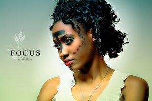 Focus Hair & MUA: Dibawssette Talented African Generation Photoshoot www.talentedafricangeneration.com