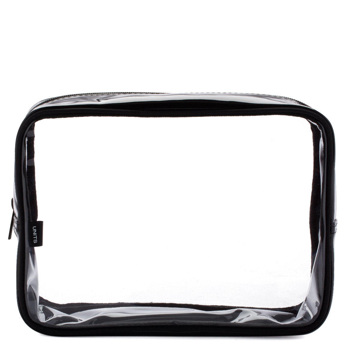 UNITS Unit 801 Large PVC Bag Black alternative view 1 - product swatch.