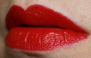 MAC Glitter and Ice Such Flare! Lipstick Swatch