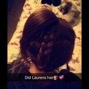Did my friends hair 💇💞