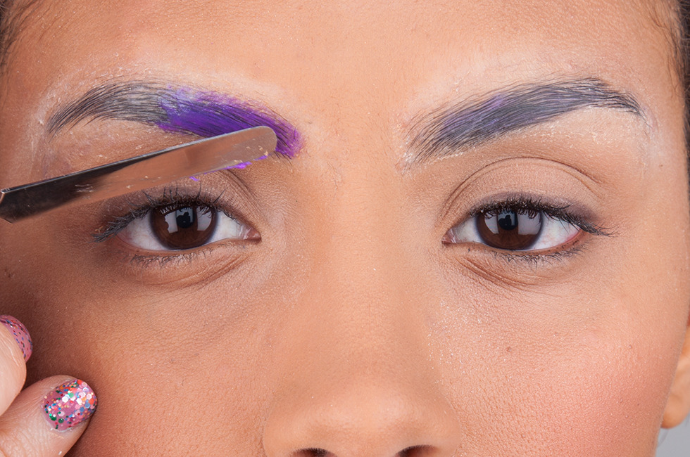 Erase Those Eyebrows Brow Coverage 101 Beautylish