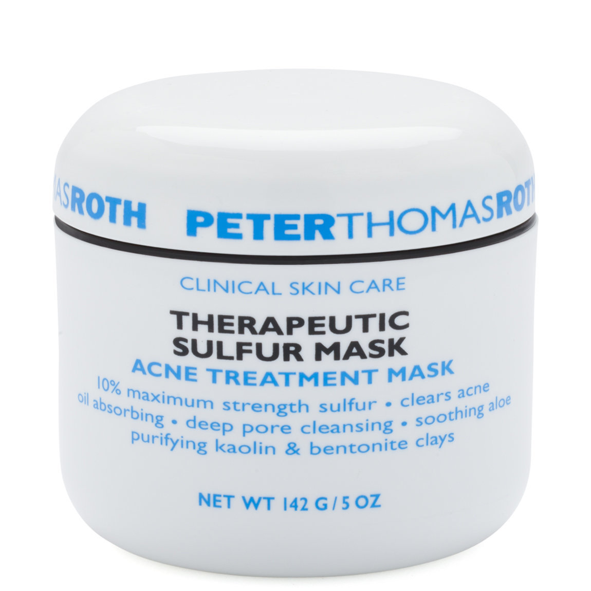 Peter Thomas Roth Therapeutic Sulfur Mask alternative view 1 - product swatch.