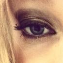 smokey eye!