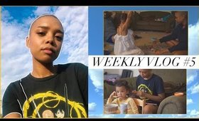 waiting to hear BIG news, making juice, doing hair, & a whole lot of chatting... | weekly vlog 005