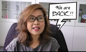 REBOOT: We Are BACK!!