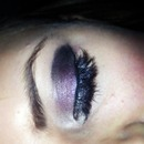 My eye makeup the other day