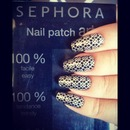 Sephora Nail Patch Art ??