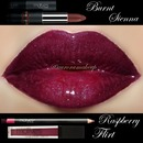 FALL PIN UP lips