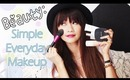 ❀ My Simple Every Day Makeup {15 mins or less}