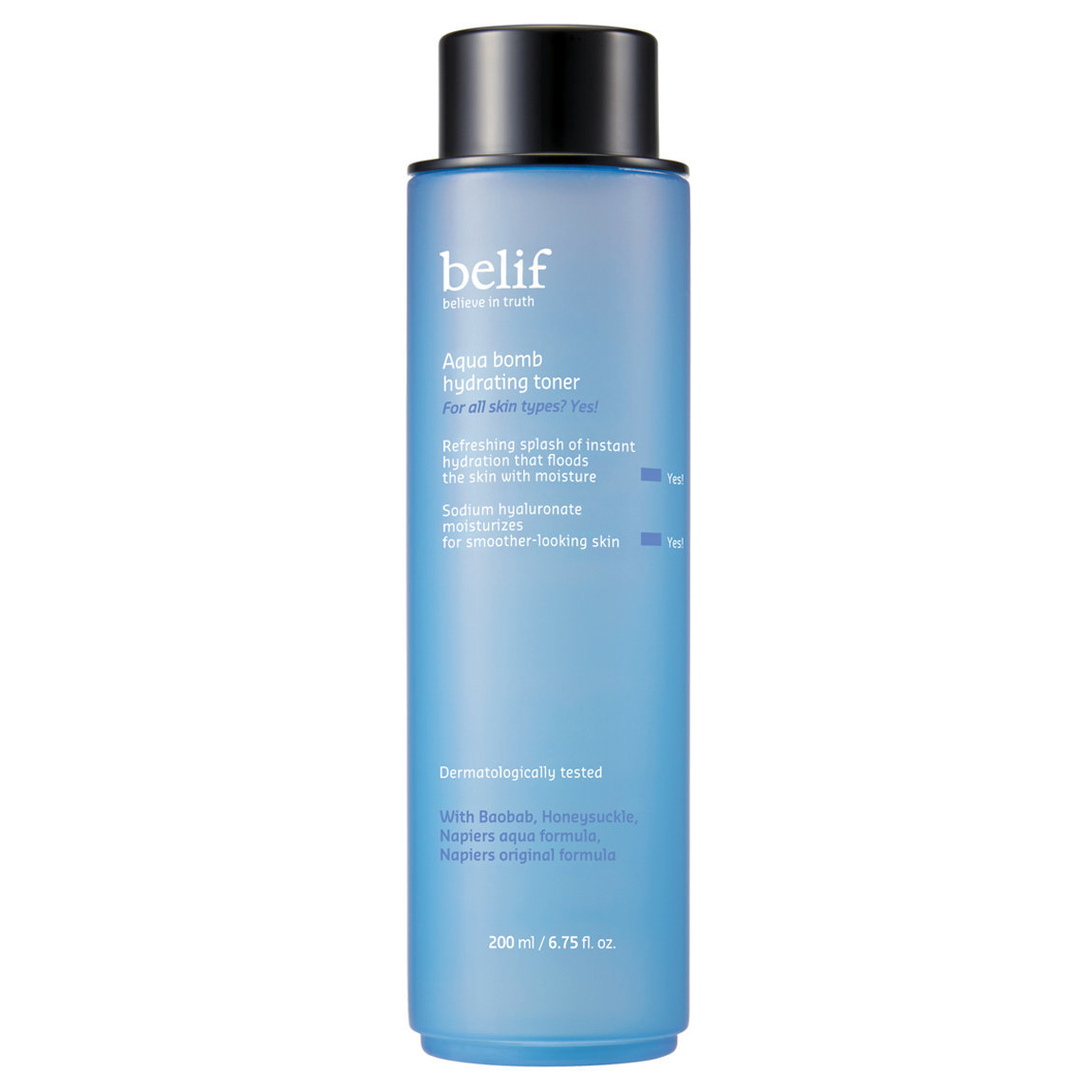 belif Aqua Bomb Hydrating Toner alternative view 1 - product swatch.