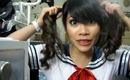 Japanese School Girl for Halloween 2010