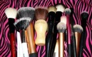 My favorite face brushes