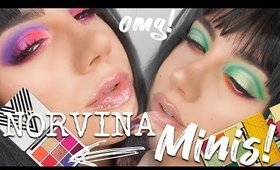 NORVINA MINIS Vol 1 and 2!