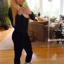 Thick leggings make life so much better
