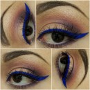 Urban Decay Vice Palette Look