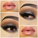 Mac Smokey Eyeshadow Look