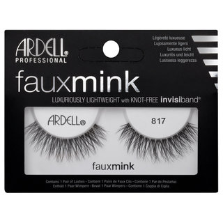 Faux Mink Lashes 817 Black