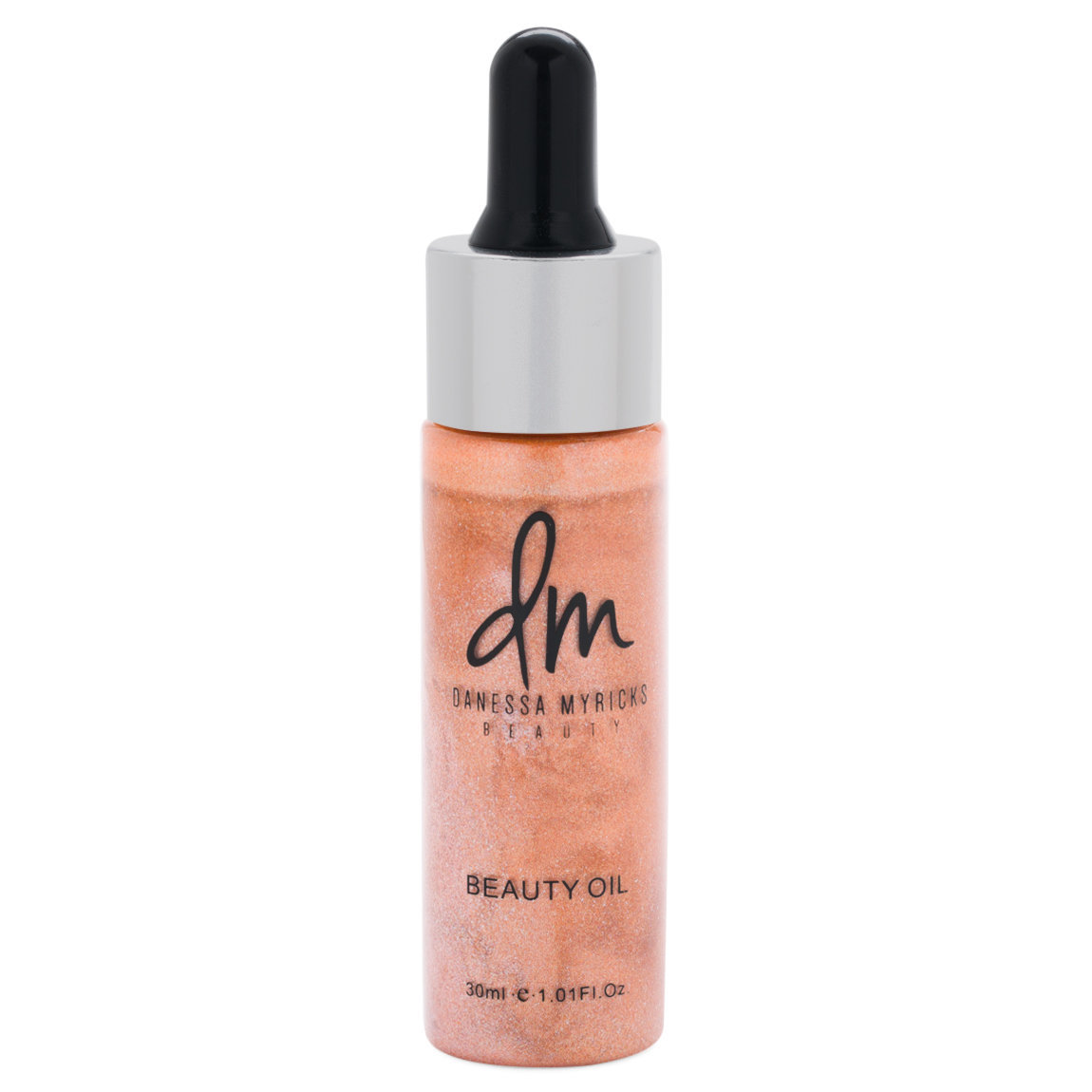 Danessa Myricks Beauty Love & Light Beauty Oil Flicker alternative view 1 - product swatch.