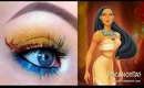 Pocahontas Makeup Tutorial