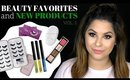 Current Beauty Favorites & New Products | Vol. 1