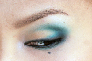 Joe Fresh eyeshadow in Peacock