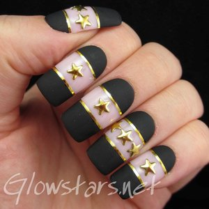 Read the blog post at http://glowstars.net/lacquer-obsession/2014/05/im-complicated-you-wont-get-me-out-of-trouble/