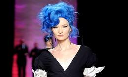 Spring Trend: Blue Hair
