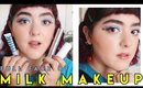 Full Face of Milk Makeup
