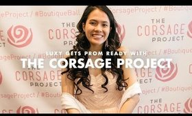 We Helped Give A Dream Prom Experience | Corsage Project