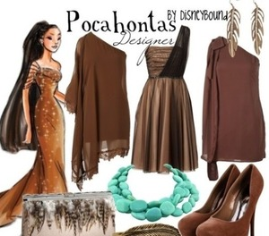 Pocahontas Costume Diy Beautylish