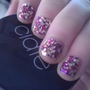 Ciate sequined nails