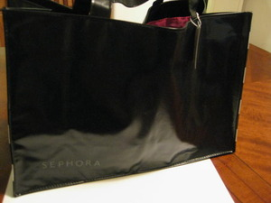 Free Sephora Black Friday Tote - I forgot to put in my Haul! =)